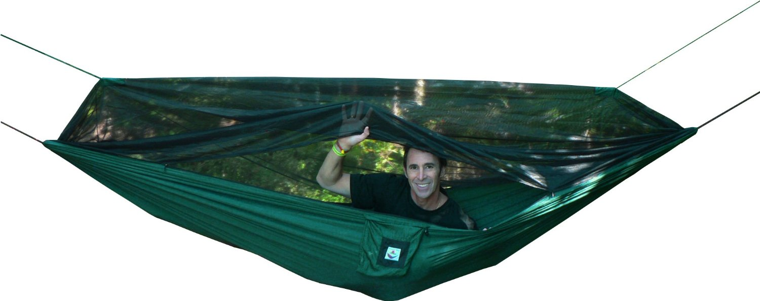 Hammock Bliss No-See-Um No More u2013 The Ultimate Bug Free Hammock  sc 1 st  Hammock Judge & Best Hammock Tents make great safety zone for you